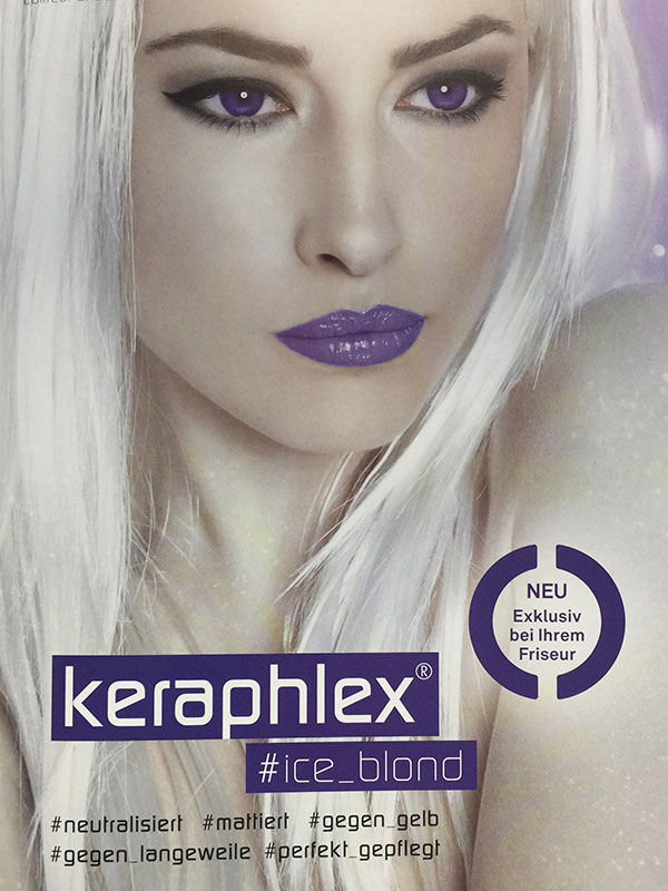 Kerephlex ice blonde