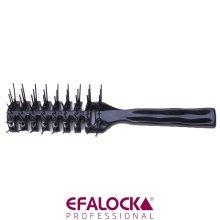Efalock Vent-Bürste schwarz