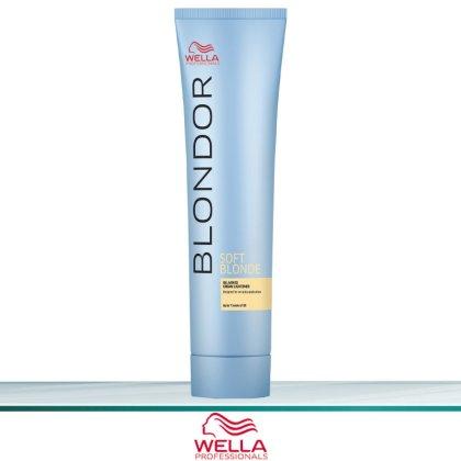Wella Blondor Soft Blonde Cream 200 g