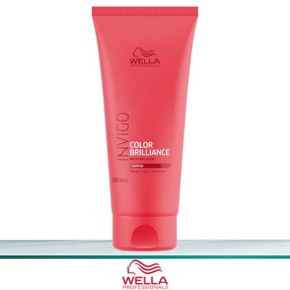 Wella Invigo Color Brilliance Vibrant Color Conditioner Coarse 200 ml