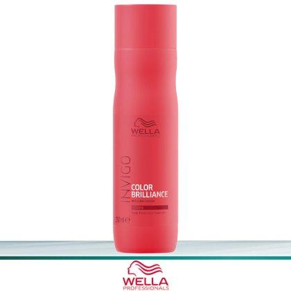 Wella Invigo Color Brilliance Shampoo Coarse 250 ml