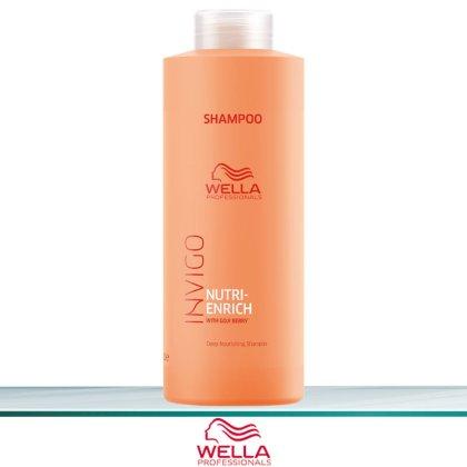 Wella Invigo Nutri-Enrich Shampoo 1 L