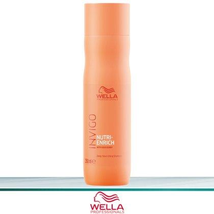 Wella Invigo Nutri-Enrich Shampoo 250 ml