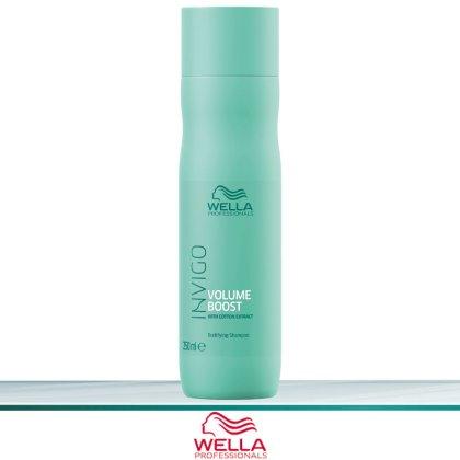 Wella Invigo Volume Boost Shampoo 250 ml