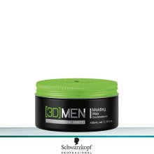 Schwarzkopf 3D Styling Medium Hold Wax 100ml