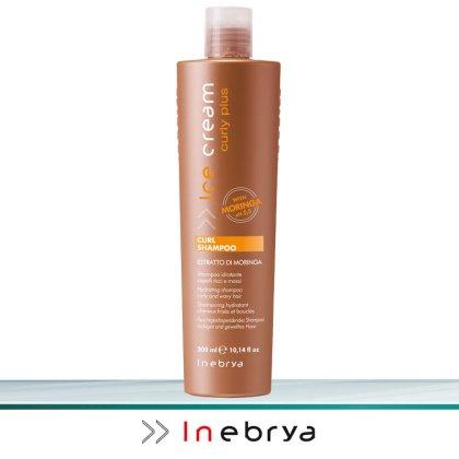 Inebrya Ice Cream Curly Shampoo 300 ml