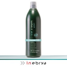 Inebrya Ice Cream Green Moisture Gentle Shampoo 1 Liter