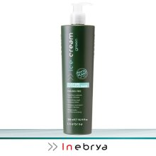 Inebrya Ice Cream Green Moisture Intensive Maske 300 ml