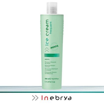Inebrya Ice Cream Frequent Refreshing Shampoo 300 ml