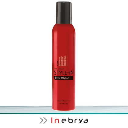 Inebrya Style-In Extra Mousse 400ml