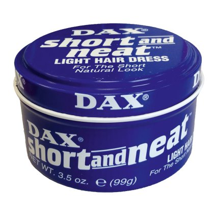 Dax Short and Neat Wax Blau