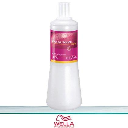 Wella Color Touch Plus Emulsion 4% 1 L