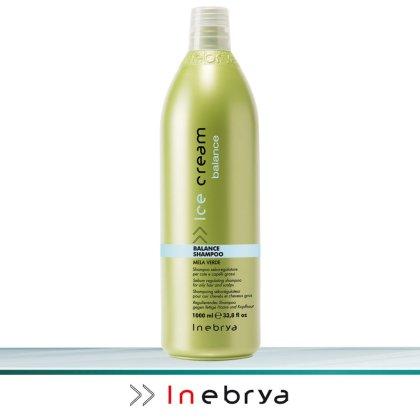 Inebrya Ice Cream Balance Shampoo 1 L