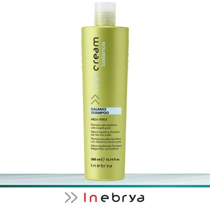 Inebrya Ice Cream Balance Shampoo 300ml