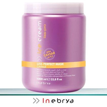 Inebrya Ice Cream Liss Pro Maske 1 L
