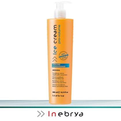 Inebrya Ice Cream Volume Conditioner 300 ml