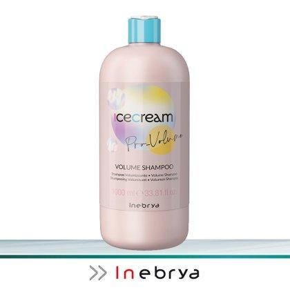 Inebrya Ice Cream Volume Shampoo 1 L