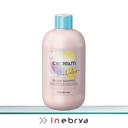 Inebrya Ice Cream Volume Shampoo 300 ml