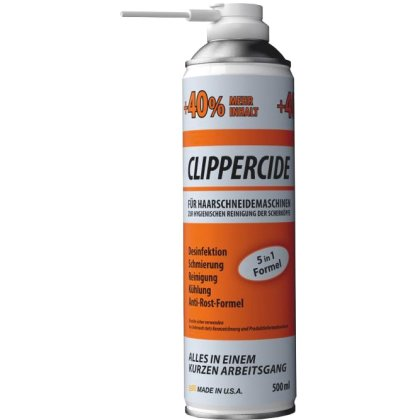 Clippercide Haarschneidemaschinen-Spray 500ml
