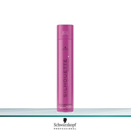 Schwarzkopf Silhouette Color Brilliance Super Hold Haarspray 500 ml