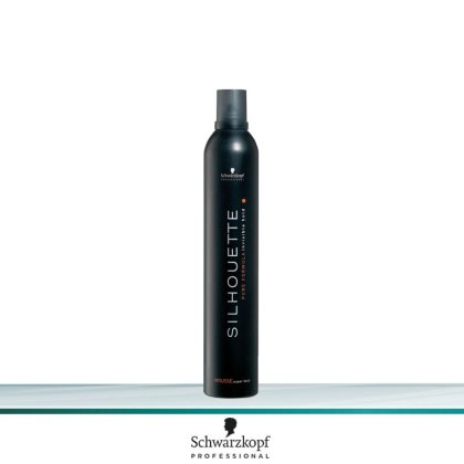 Schwarzkopf Silhouette Super Hold Mousse 200 ml