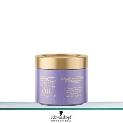 Schwarzkopf Oil Miracle Kaktusfeigenöl Restoracractive Mask 150ml