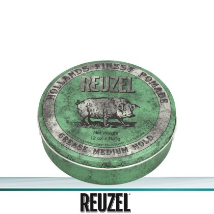 Reuzel Grease Green Pomade 340g