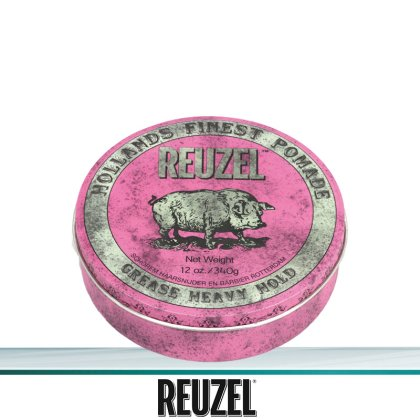 Reuzel Grease Pink Pomade 340g