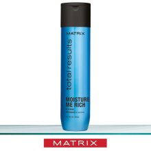 Matrix Total Results Moisture Shampoo 300 ml