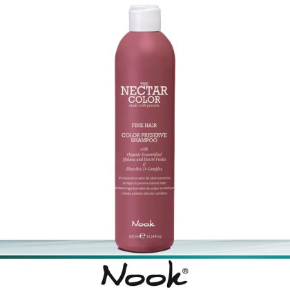 Nook Nectar Color Preserve Sh.Fine 300ml