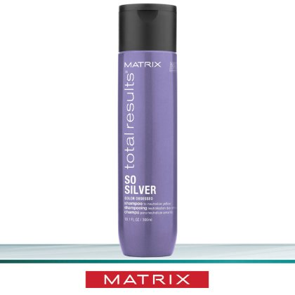 Total Results Silver Shampoo 300ml