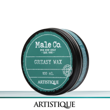 Male Co. Greasy Wax 100ml