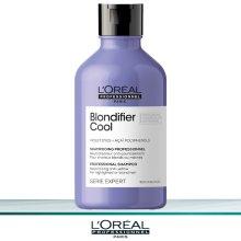 Loreal Serie Expert Blondifier Cool Shampoo 300 ml