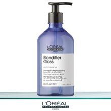 Loreal Serie Expert Blondifier Gloss Shampoo 500 ml