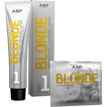 A.S.P Blonde Blondierungssystem Set