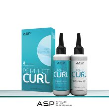 A.S.P Perfect Curl Perm + Fix 2 x 100ml