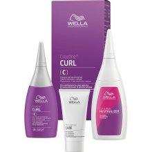 Wella Creatine+ Curl C/S Kit