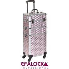 Efalock Werkzeugkoffer Diamond Beauty Big rosa