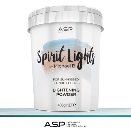 A.S.P Spirit Lights Lightening Powder 400g