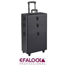 Efalock Werkzeugkoffer BLACK ASSIST