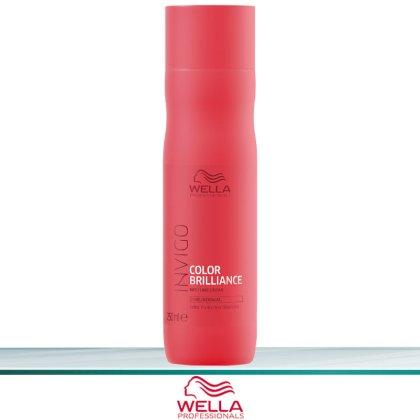 Wella Invigo Color Brilliance Shampoo Fine 250 ml