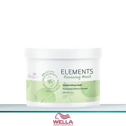 Wella Elements Mask Haarkur 500 ml
