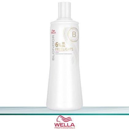 Wella Blondor Freelights Oxydationsmittel 1 L