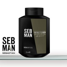 SEB MAN The Multitasker 3in1 Wash 250ml