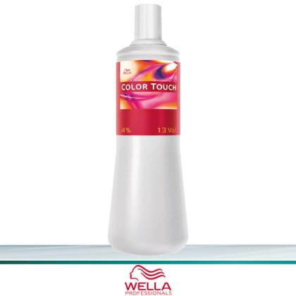 Wella Color Touch Emulsion 4% 1 Liter