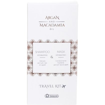 Biacré Argan&Macadamia Travel Kit