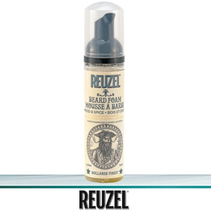 Reuzel Wood&Spice Beard Mousse 70ml