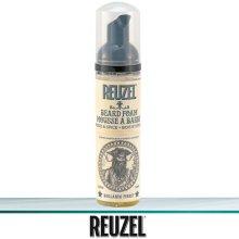 Reuzel Wood & Spice Beard Mousse 70 ml