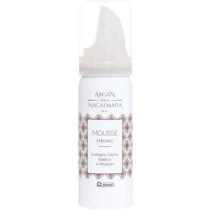 Biacre Argan&Macadamia Mousse Strong 50ml