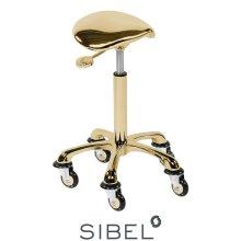 Sibel Rollhocker Eccentric gold